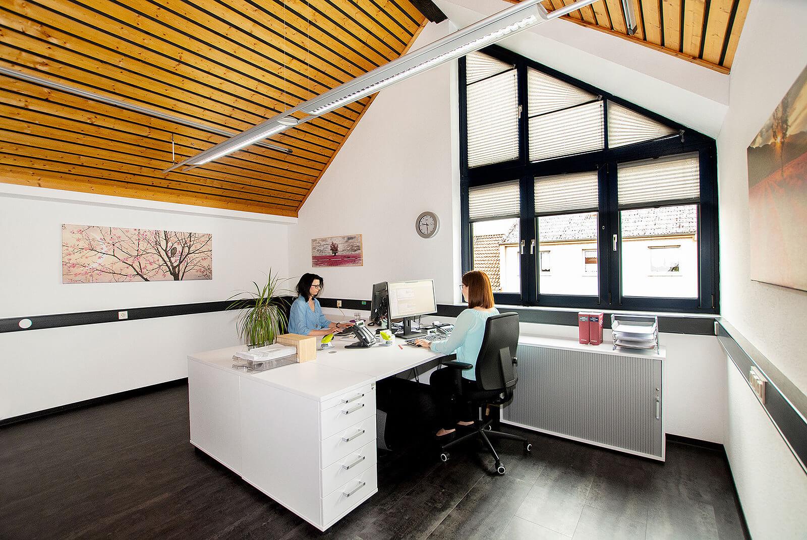 Büro Buchhaltung online mit DATEV